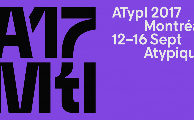 ATypi Montreal